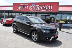 used 2017 Dodge Journey Crossroad SUV for sale boise