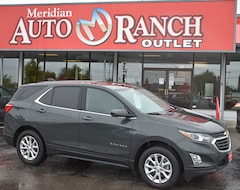 used 2020 Chevrolet Equinox LT w/1LT SUV for sale boise