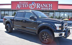 used 2017 Ford F-150 Truck SuperCrew Cab for sale boise