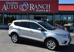 used 2018 Ford Escape SEL SUV for sale boise