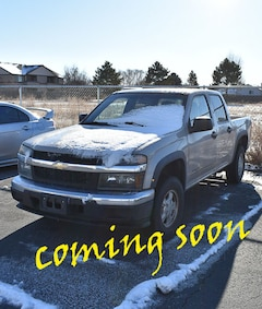 used 2004 Chevrolet Colorado LS w/Z71 Truck Crew Cab for sale boise