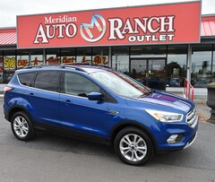 used 2017 Ford Escape SE SUV for sale boise