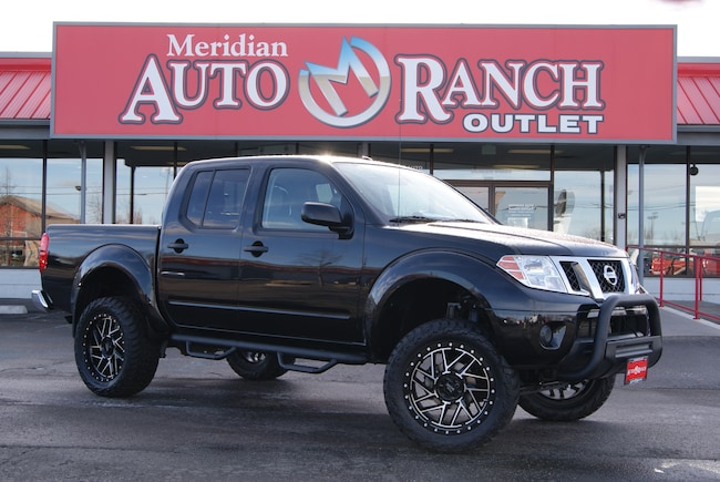 Used 2018 Nissan Frontier SV Truck Crew Cab For Sale near Twin Falls, ID