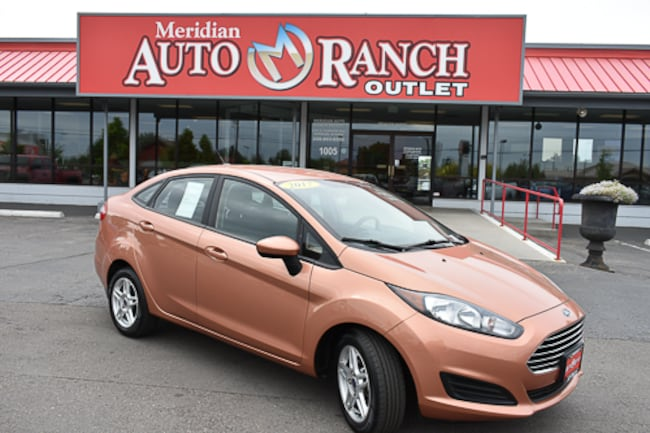 Used 2017 Ford Fiesta SE Sedan For Sale near Twin Falls, ID