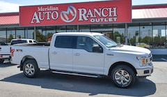 used 2018 Ford F-150 Truck SuperCrew Cab for sale boise