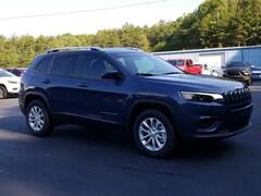 2020 Jeep Cherokee LATITUDE 4X4 Sport Utility for sale in Blue Ridge, GA