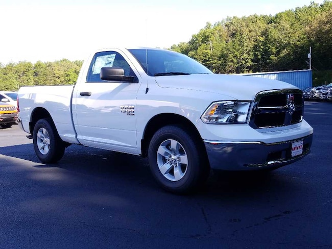 New 2019 Ram 1500 CLASSIC TRADESMAN REGULAR CAB 4X2 6'4 BOX Regular Cab For sale in Blue Ridge, GA