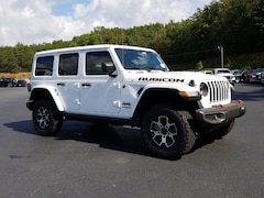 2020 Jeep Wrangler UNLIMITED RUBICON 4X4 Sport Utility for sale in Blue Ridge, GA