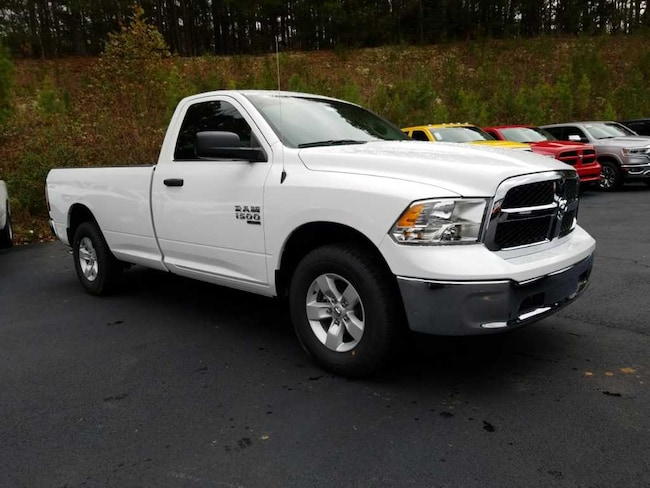 New 2019 Ram 1500 CLASSIC TRADESMAN REGULAR CAB 4X2 8' BOX Regular Cab For sale in Blue Ridge, GA
