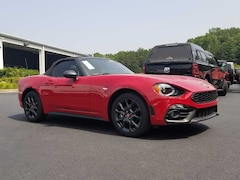 2019 FIAT 124 Spider ABARTH Convertible for sale in Blue Ridge, GA