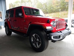 2018 Jeep Wrangler UNLIMITED SAHARA 4X4 Sport Utility for sale in Blue Ridge, GA