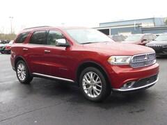 2014 Dodge Durango Citadel SUV for sale in Blue Ridge, GA