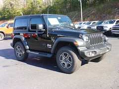 2020 Jeep Wrangler SPORT S 4X4 Sport Utility for sale in Blue Ridge, GA