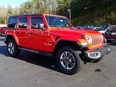 2019 Jeep Wrangler UNLIMITED SAHARA 4X4 Sport Utility for sale in Blue Ridge, GA