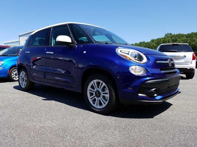 New 2018 Fiat 500l Pop For Sale In Blue Ridge Ga Vin