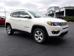 2019 Jeep Compass LATITUDE 4X4 Sport Utility for sale in Blue Ridge, GA