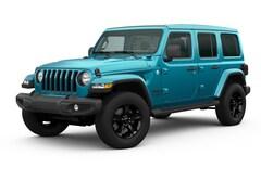 2020 Jeep Wrangler UNLIMITED SAHARA ALTITUDE 4X4 Sport Utility for sale in Blue Ridge, GA
