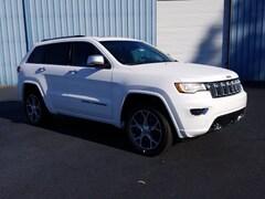 2021 Jeep Grand Cherokee OVERLAND 4X4 Sport Utility for sale in Blue Ridge, GA
