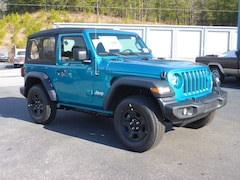 2020 Jeep Wrangler SPORT 4X4 Sport Utility for sale in Blue Ridge, GA