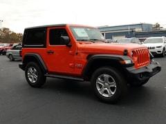 2020 Jeep Wrangler SPORT S 4X4 Sport Utility for sale in Blue Ridge, GA