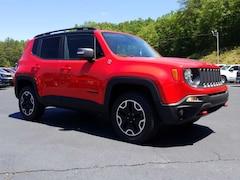 2016 Jeep Renegade Trailhawk 4x4 SUV for sale in Blue Ridge, GA