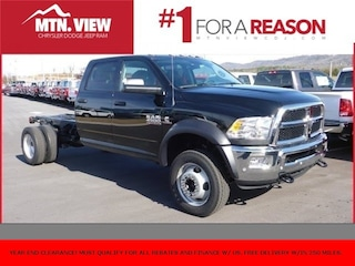 2018 Ram 4500 Chassis Cab 4500 TRADESMAN CHASSIS CREW CAB 4X2 173.4 WB Crew Cab