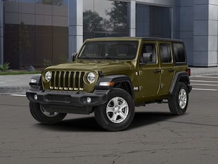 2020 Jeep Wrangler UNLIMITED WILLYS SPORT 4X4 Sport Utility