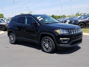 2020 Jeep Compass SUN & WHEEL FWD Sport Utility