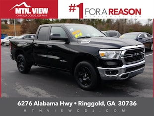2019 Ram 1500 Big Horn/Lone Star 4D Extended Cab