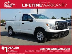 Used 2017 Nissan Titan S Truck Single Cab 18935A in Chattanooga, TN