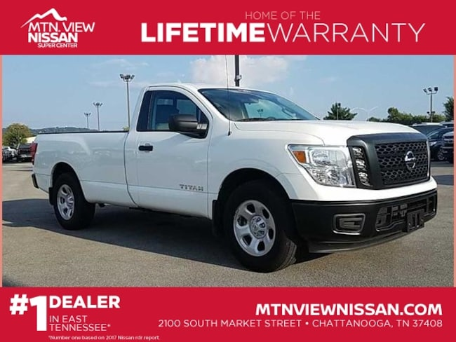 Used 2017 Nissan Titan S Truck Single Cab in Chattanooga, TN
