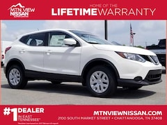 New 2018 Nissan Rogue Sport S SUV in Chattanooga, TN