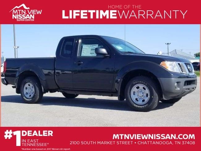 New 2018 Nissan Frontier S Truck King Cab Chattanooga, TN