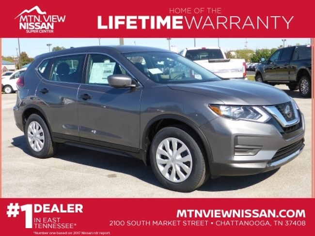 New 2018 Nissan Rogue S SUV Chattanooga, TN