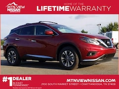 New 2018 Nissan Murano SV SUV in Chattanooga, TN