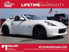 2019 Nissan 370Z Roadster Touring Roadster