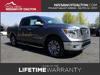 New 2018 Nissan Titan SL Truck with SL Towing Package 18234 in Dalton, GA