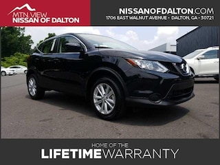 New 2018 Nissan Rogue Sport S SUV with S Appearance Package 18486 in Dalton, GA
