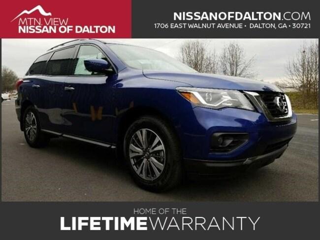 New 2018 Nissan Pathfinder SL Wagon in Dalton, GA