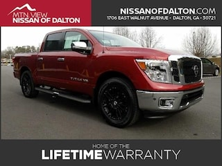 New 2018 Nissan Titan SL Truck with SL Towing Package 18166 in Dalton, GA
