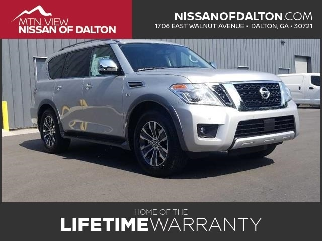 2018 Nissan Armada SL Utility with Premium Package