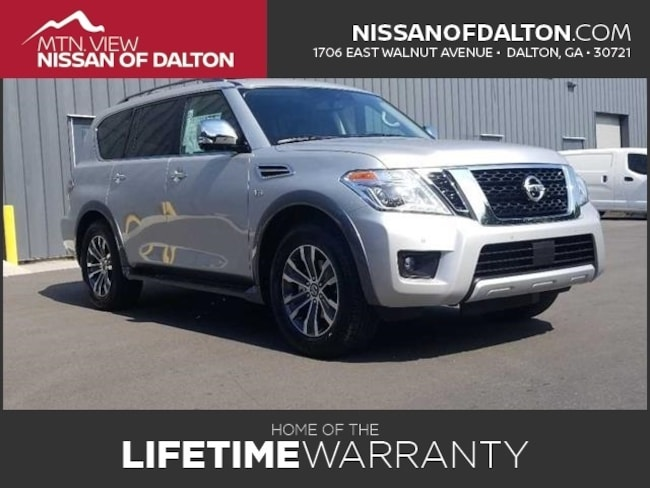 New 2018 Nissan Armada SL Utility with Premium Package in Dalton, GA