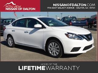 New 2018 Nissan Sentra S Sedan 18579 in Dalton, GA