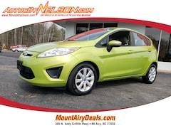 Used 2013 Ford Fiesta SE Hatchback for Sale in Martinsville near Collinsville, VA