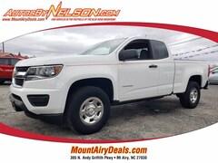 2017 Chevrolet Colorado 2WD WT Truck