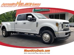 Used 2019 Ford F-350 Truck Crew Cab for Sale in Martinsville near Collinsville, VA