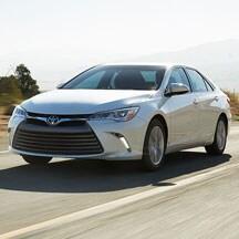 2016 Toyota Camry Vehicle