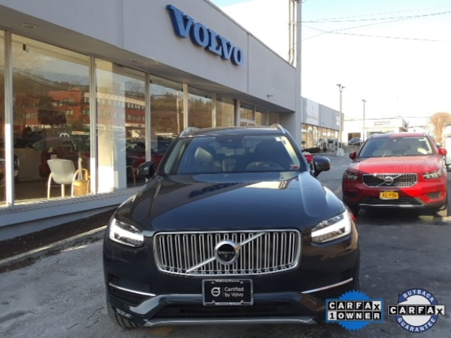 Used 2016 Volvo XC90 For Sale at Lincoln Mount Kisco | VIN: YV4A22PL6G1075099