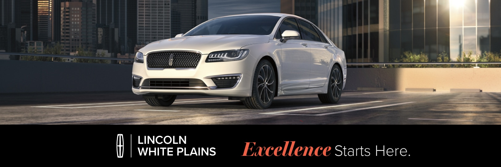 Lincoln MKZ lease deal image