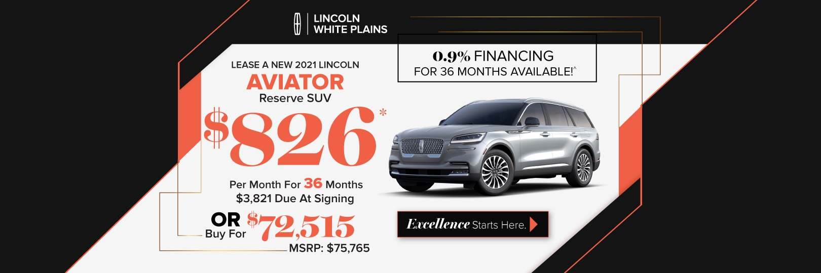 Lincoln Aviator inventory for sale image